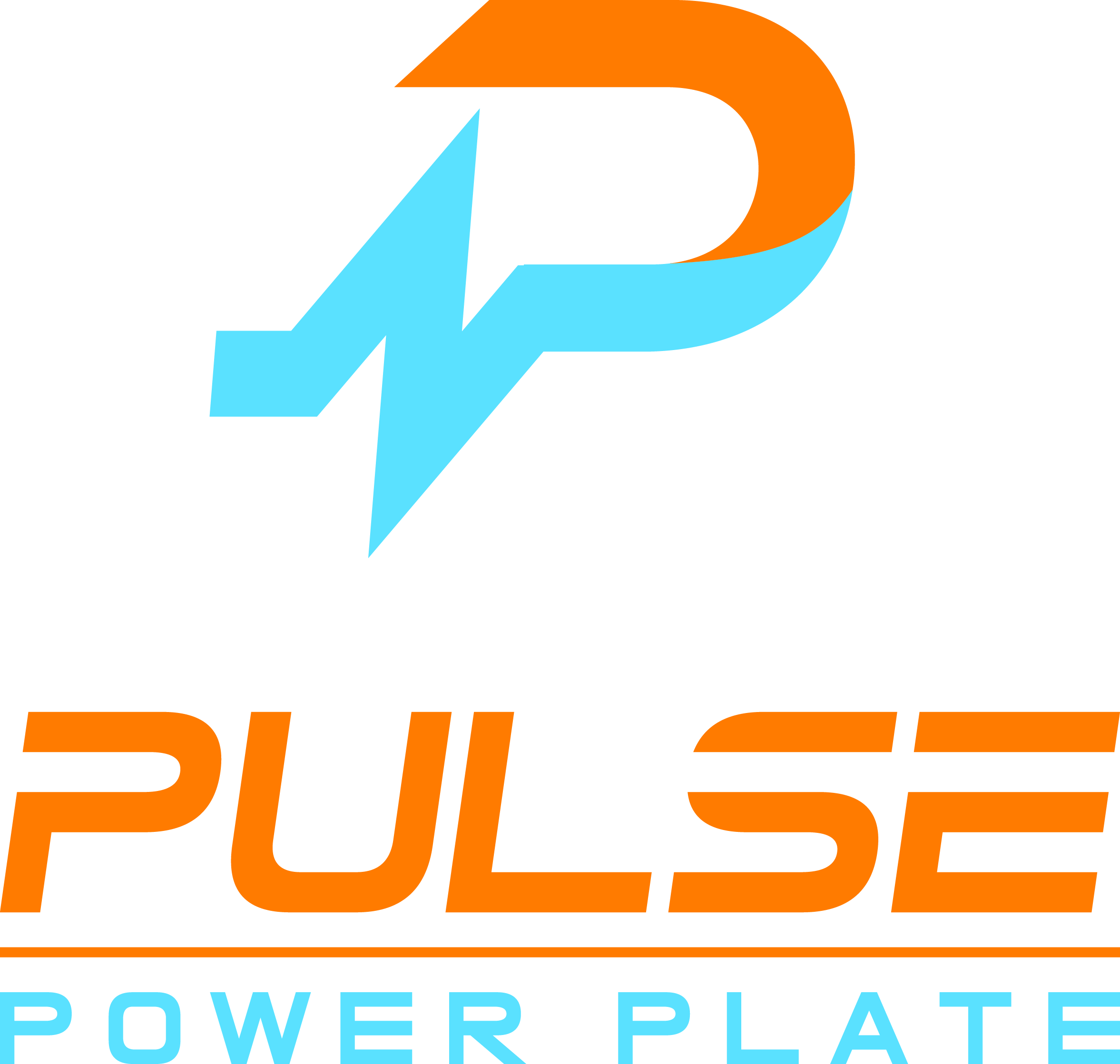 Budapest, PULSE Power Plate logo