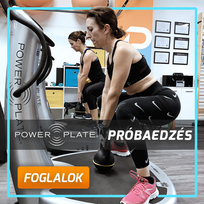 powerplate blog